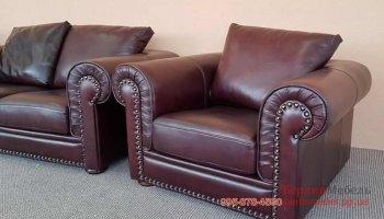 Комплект мягкой мебели Chesterfield 2+1+1