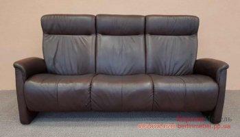 Кожаный диван HIMOLLA