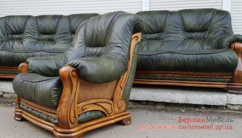 Комплект мягкой мебели 2+1